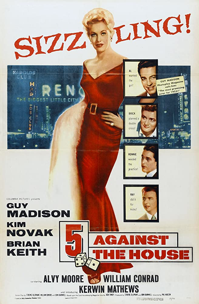 5 Against the House 1955